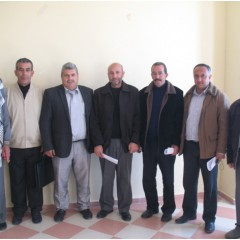 "Al-Quds Open University forms a Committee to supervise the Implementation of ""Mobile Education Center"" Project"